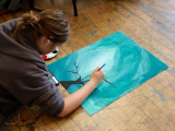 In Person. Introduction to Paiting  (Ages 10-14) W7