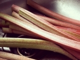 Preserving Rhubarb