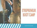 Entrepreneur Boot Camp