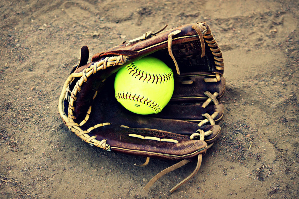 1st Period: Softball (5-12th grade)