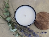 Beeswax Luminary Candle Making