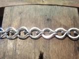Linked Bracelet - Sterling Silver