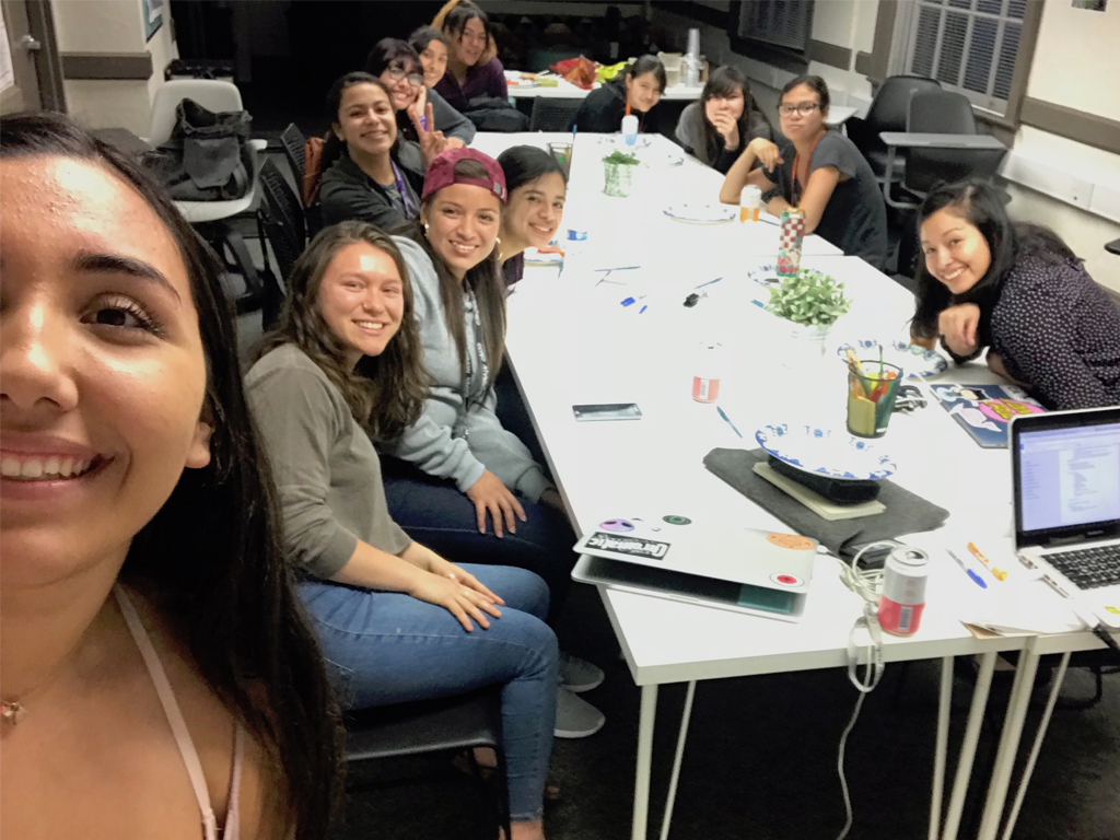 PPL: Girls Who Code + Still Processing Meetup