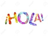 Online Spanish Class   WEDNESDAY  Gr. 3-6