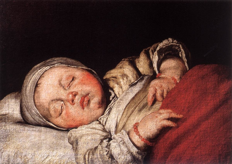 Original source: https://upload.wikimedia.org/wikipedia/commons/d/df/Bernardo_Strozzi_-_Sleeping_Child_-_WGA21930.jpg