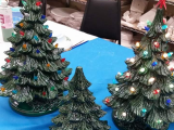 Ceramics - Lighted Christmas Tree