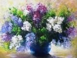 Acrylic Painting - Litchfield