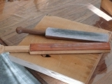 Sharpening Woodworking Tools (Thursday-May)