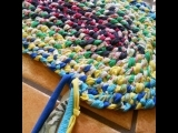 UP-cycled Braided Rugs