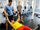 Adult Coed Weight Training