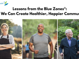 Lessons from the Blue Zones: How We Can Create Healthier, Happier Communities