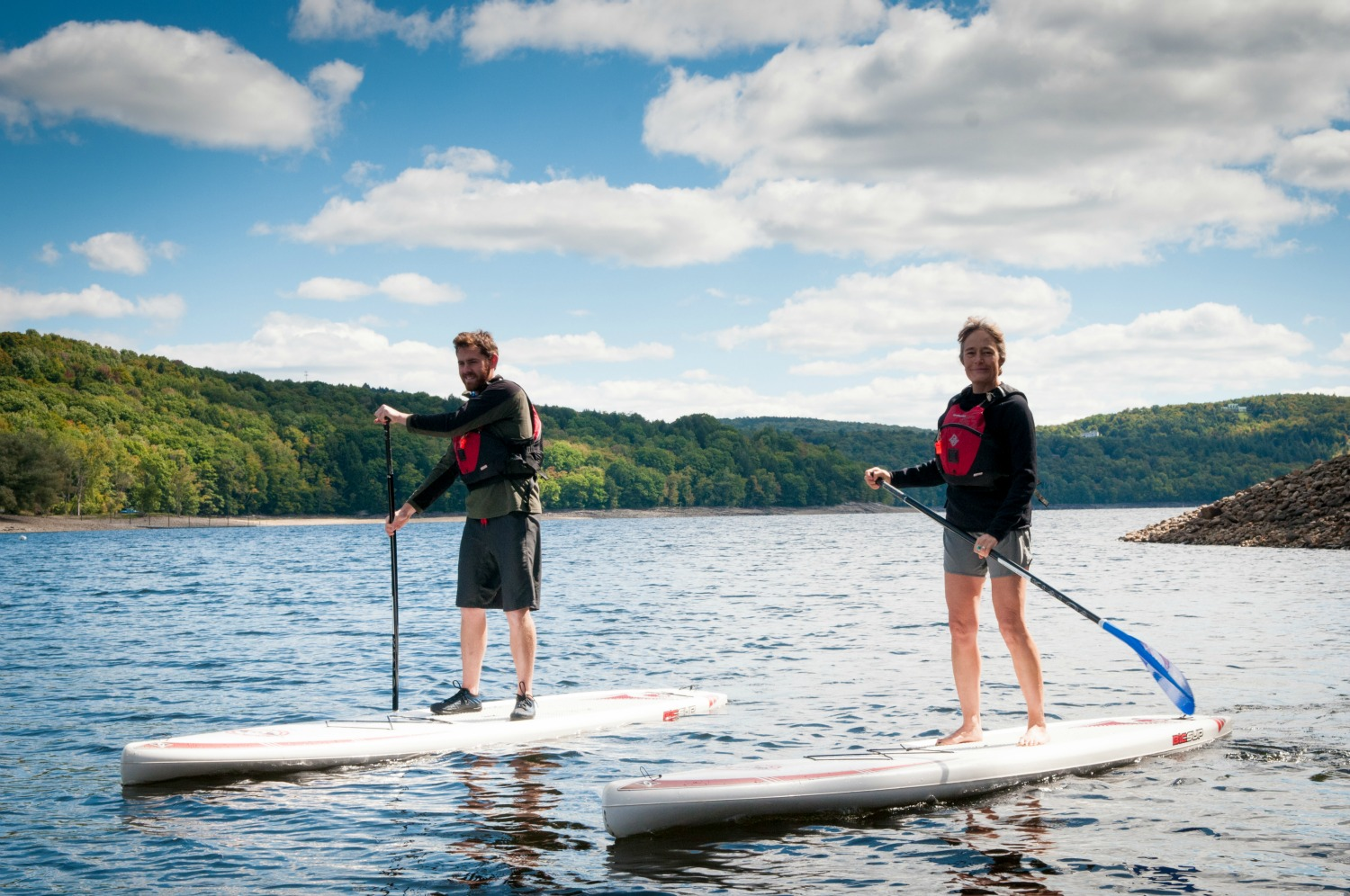 Introduction to Stand Up Paddle Boarding - Section II