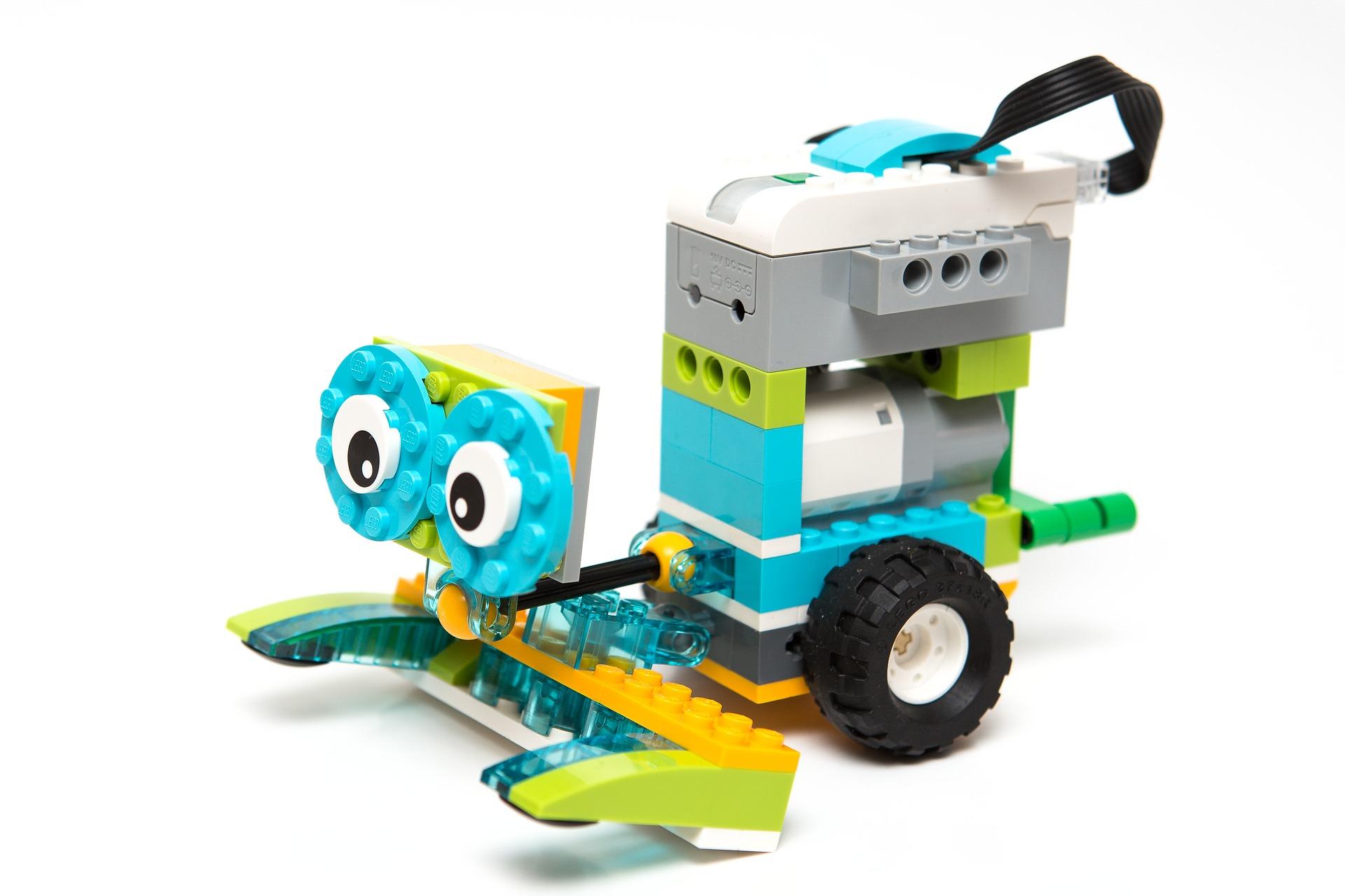 WeDo Robotics Session 1