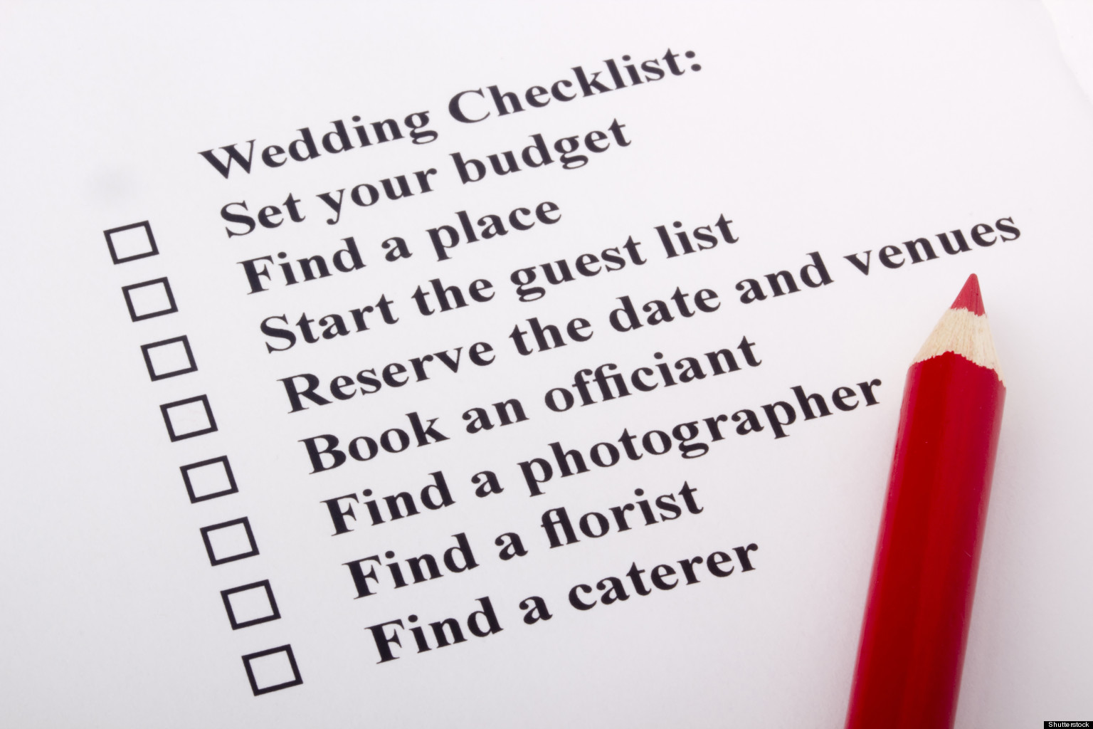 Wedding Planning: I do's & I don'ts