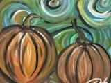 Brews & Brushes - Pumpkins