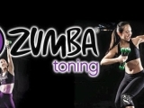 Virtual Zumba Toning