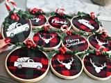 Christmas Ornament Creativity Night