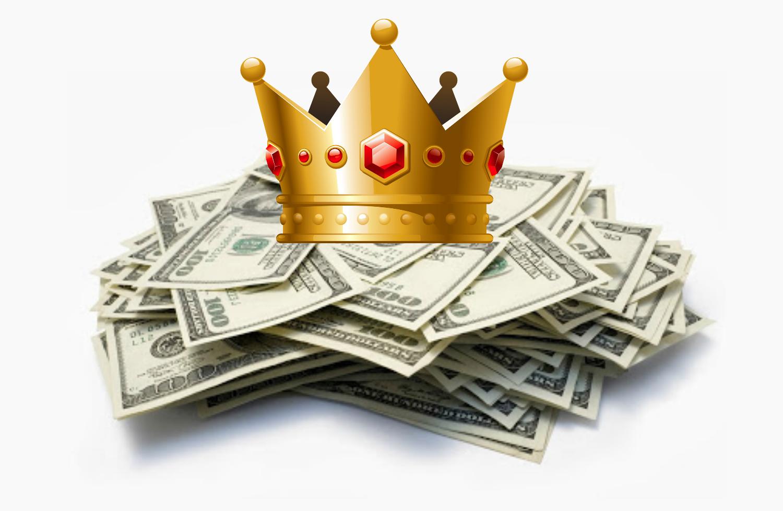 Cash is King 5/6
