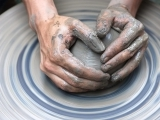 Original source: http://blog.oxforddictionaries.com/wp-content/uploads/pottery-wheel.jpg