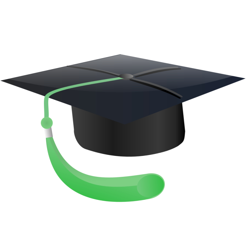 Original source: https://upload.wikimedia.org/wikipedia/commons/thumb/7/7b/Student_hat_1.svg/1024px-Student_hat_1.svg.png