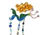 Karen Rossi Mermaid Sun Catcher Fanciful Flights - R7 Winsted