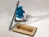 CNC Machining: Metal Pen Workshop