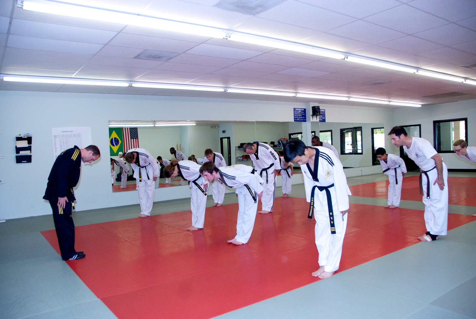Tae Kwon Do for Adults Spring