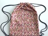Level 2: Drawstring Backpack