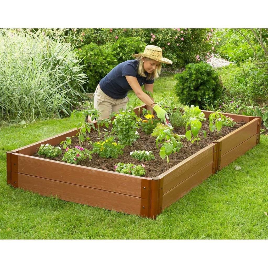 GAR 01 - Workshop: Intro to Gardening with Raised Beds and Containers