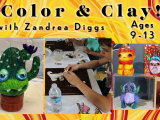 Color and Clay June 14 - June 18