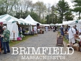 Brimfield Flea Markets, Massachusetts