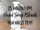 Soap Making with Essential Oils-NEW!