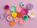 Paper Flower Making With Cristina - Online