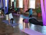 Aerial with Pilates Flair