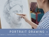 Session I Portrait Drawing & Painting
