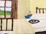 Acrylic Painting, Beginning