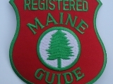 Registered Maine Guide Training