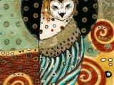 Art In an Evening:  Gustav Klimt's Messalonskee W19