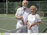 Tennis - Beginner Tennis for Seniors 12.5.19