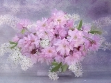 Paint Flowers in Pastels - Litchfield