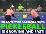 Downeast Picklers!  Introduction to Pickleball - Session 2