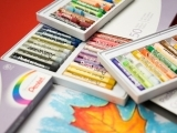 Drawing Your World with Pastels