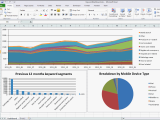 Microsoft Excel, Advanced