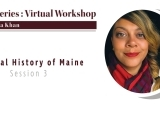 Equity Series Session 3: A Racial History of Maine