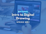[In Person] Intro to Digital Drawing