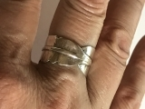Jewelry - Feather Rings for Advanced Beginners 10.29.18