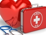 Standard First Aid, CPR, AED