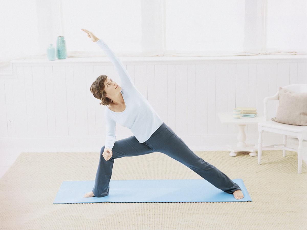 Beginner Yoga Video Series