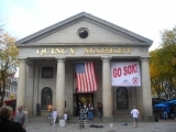 Quincy Market Shopping