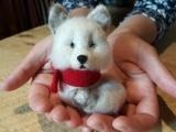 Needle Felt an Arctic Fox: Live Online